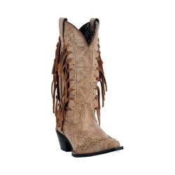 Women's Laredo Tygress 52031 Camel Leather
