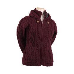Women's Laundromat Fjord Sweater Deep Magenta