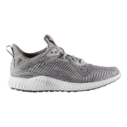362f0e235f3fb Shop Women s adidas AlphaBOUNCE EM Running Shoe Grey Five F17 Grey Two  F17 FTWR White - Free Shipping Today - Overstock - 17917586