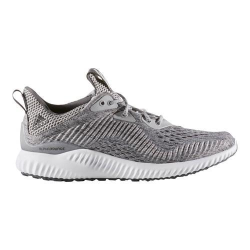 a203ba93f Shop Women s adidas AlphaBOUNCE EM Running Shoe Grey Five F17 Grey Two  F17 FTWR White - Free Shipping Today - Overstock - 17917586