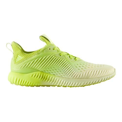 9bd179e2b Shop Women s adidas AlphaBOUNCE EM Running Shoe Ice Yellow F16 Semi Solar  Yellow FTWR White - Free Shipping Today - Overstock - 17917587