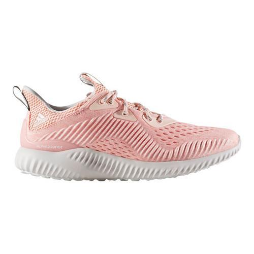 low priced 4367b d795c Women's adidas AlphaBOUNCE EM Running Shoe Icy Pink F17/Trace Pink F17/Grey  One F17