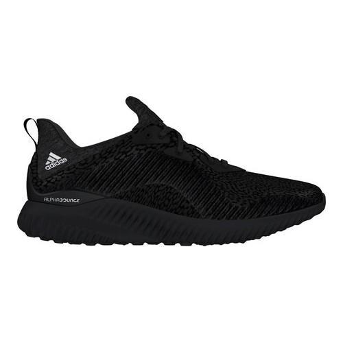 da82b0f2ea335 Shop Men s adidas AlphaBOUNCE HPC AMS 3.0 Running Shoe Core Black Core Black Core  Black - Free Shipping Today - Overstock - 17917589