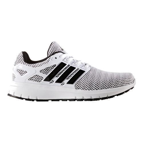 Men's adidas Energy Cloud 2-Tone Knit Mesh Running Shoe FTWR