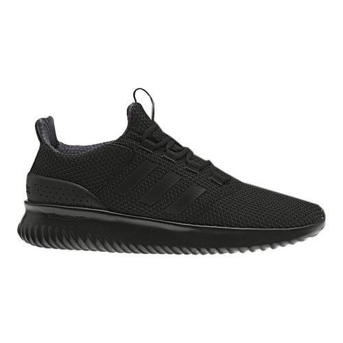 f62a7f734073 Shop Men s adidas NEO Cloudfoam Ultimate Running Shoe Core Black Core Black Utility  Black F16 - On Sale - Free Shipping Today - Overstock - 17917624