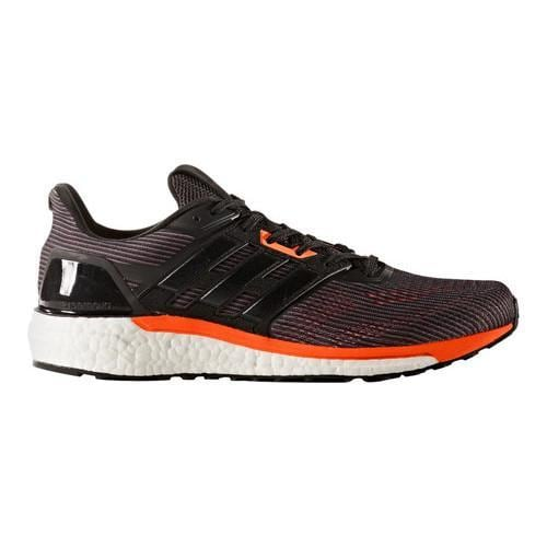 40d028a8c Shop Men s adidas Supernova Running Shoe Utility Black F16 Core Black Solar  Orange - Free Shipping Today - Overstock.com - 17917636