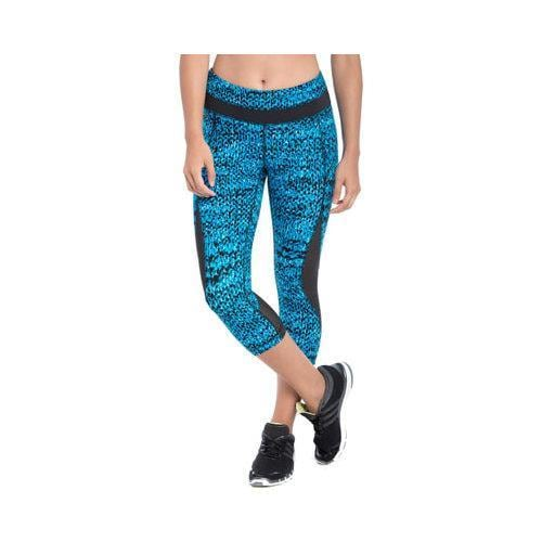 7950db7e94d90 Shop Women's Lole Run Capri Electric Blue East Side - Free Shipping Today -  Overstock - 17918078