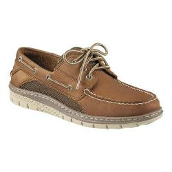 Men's Sperry Top-Sider Billfish Ultralite 3-Eye 652324 Tan/Green