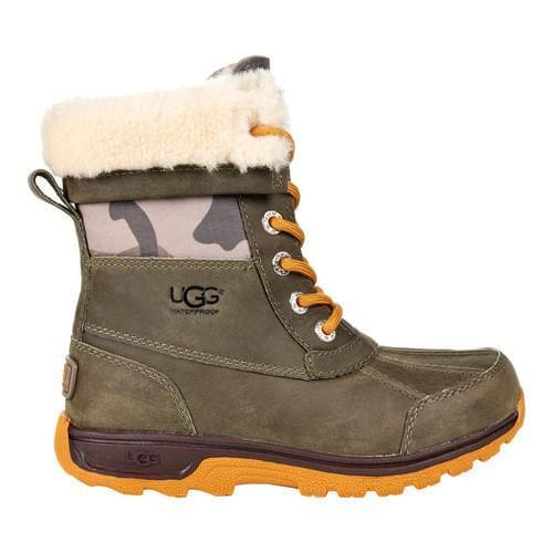 b0f8b1b5b6b Children's UGG Butte II Brindle Camo Leather