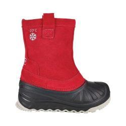 Children's UGG Evertt Duck Boot Viking Red Suede
