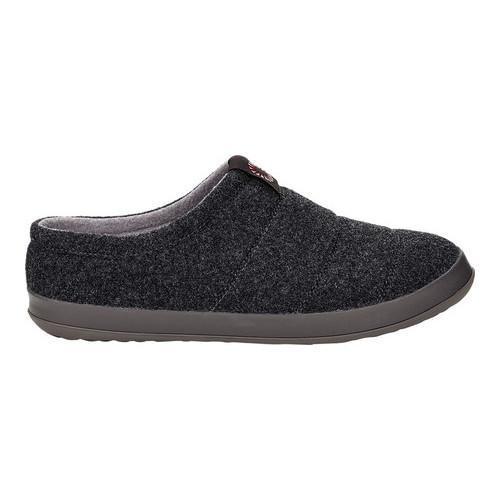 37e1ddf2e7c Men's UGG Samvitt Clog Slipper Black Wool