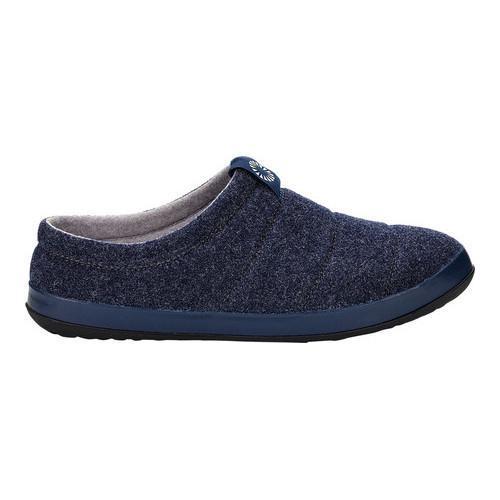 658441d5357 Shop Men's UGG Samvitt Clog Slipper New Navy Wool - Free Shipping ...