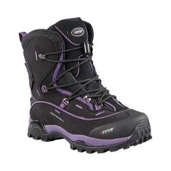 Women's Baffin Snosport Snow Boot Black/Plum