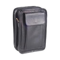CLAVA 8013 Organizer/Travel Clutch Black