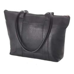 CLAVA 988 Zip Shopper Vachetta Black
