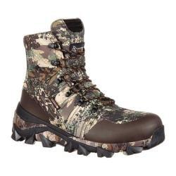 Men's Rocky 8in Claw 400g Insulated Waterproof Boot RKS0327 Venator Camo Full Grain Leather