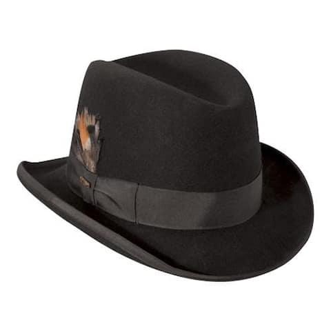 Men's Scala Godfather WF545 Chocolate