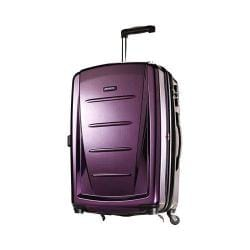 Samsonite Windfield 2 Fashion Spinner 24in Purple