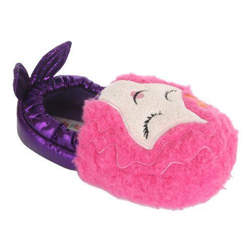 af24c50cb76 Shop Girls  Stride Rite Ari Mermaid Slipper Pink - Free Shipping On Orders  Over  45 - Overstock - 17940787
