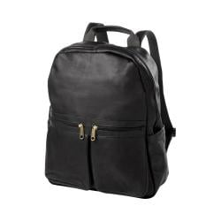 CLAVA City Pocket Laptop Backpack Vachetta Black
