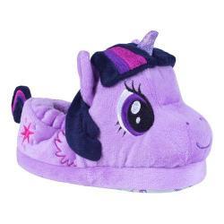 Girls' Stride Rite Twilight Sparkle My Little Pony Slipper Purple