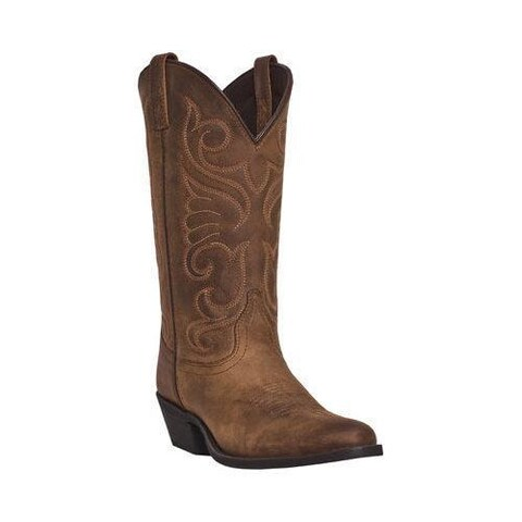 Women's Laredo Bridget 51084 Tan Distressed Leather