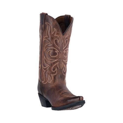 Women's Laredo Dianna Cowgirl Boot 51114 Rust Leather