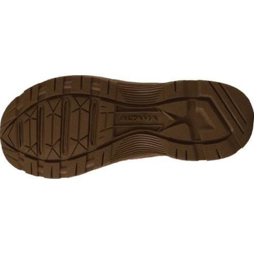 Men's Altama Footwear Abootabad Trail Low Boot, Size: 10 3E, Black Nylon Mesh/Microfiber