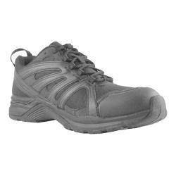 Men's Altama Footwear Abootabad Trail Low Boot Black Nylon Mesh/Microfiber