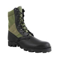 Men's Altama Footwear Jungle PX 10.5in Boot Olive Drab Polishable Full Grain Leather