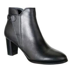 Women's David Tate Doran Ankle Boot Black Calfskin