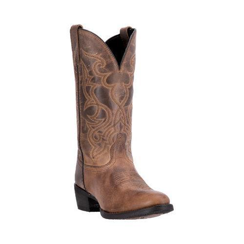 Women's Laredo Maddie Cowgirl Boot 51112 Tan Leather