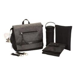 Women's Kalencom Tokyo Diaper Bag Backpack Rosebuds Black