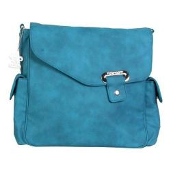 Women's Kalencom Vegan Diaper Bag Blueberry Blue
