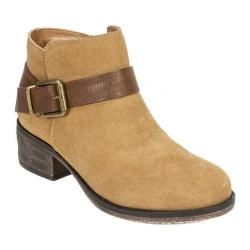 Women's White Mountain Mistral Ankle Boot Chestnut Suede
