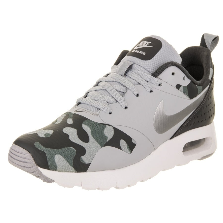 the best attitude ce7e8 7c80d Shop Nike Kids Air Max Tavas SE (GS) Running Shoe - Free Shipping Today -  Overstock.com - 20201940