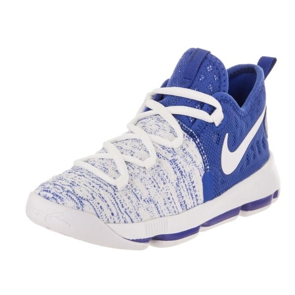 a8372f9a4b9 Shop Nike Kids KD 9 (PS) Basketball Shoe - Free Shipping Today ...