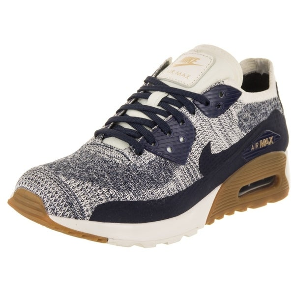 hot sale online b9c89 1669a Shop Nike Women's Air Max 90 Ultra 2.0 Flyknit Running Shoe ...