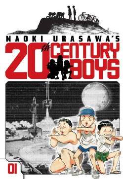Naoki Urasawa's 20th Century Boys 1: The Prophet (Paperback)