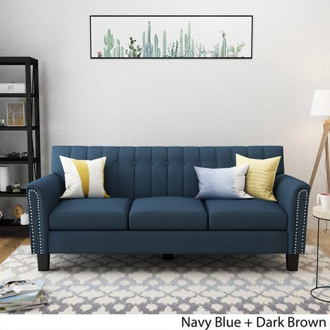 Buy Blue Sofas & Couches Sale Online at Overstock | Our Best Living ...