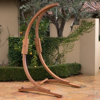 Griffith Wood Hammock Base (ONLY) by Christopher Knight Home