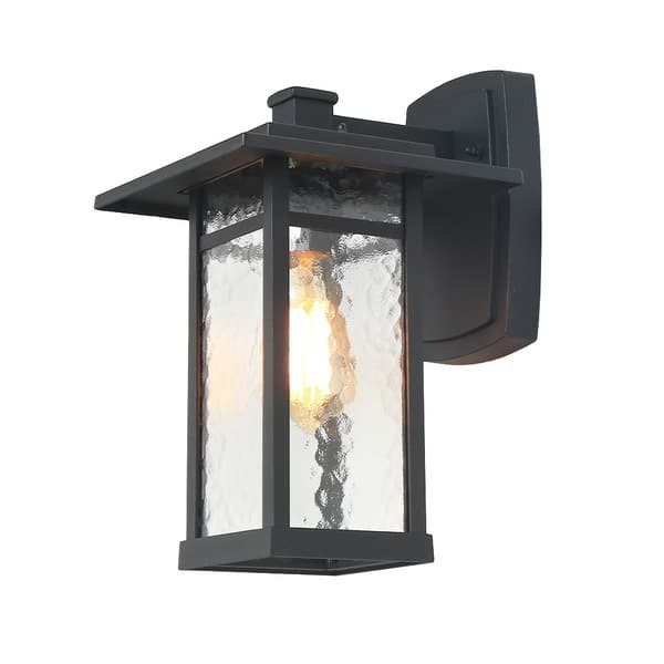 Lnc 1 Light Transitional Exterior Outdoor Wall Sconces