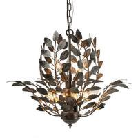 LNC 9-Light Leaves Chandelier Indoor Chandeliers Pendant Lighting