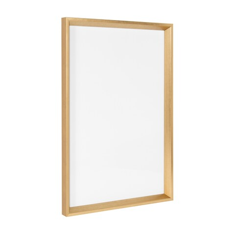 Kate and Laurel Calter Framed Magnetic Dry Erase Board