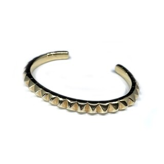 Gold Plated Bracelet , size ONE SIZE - Yellow