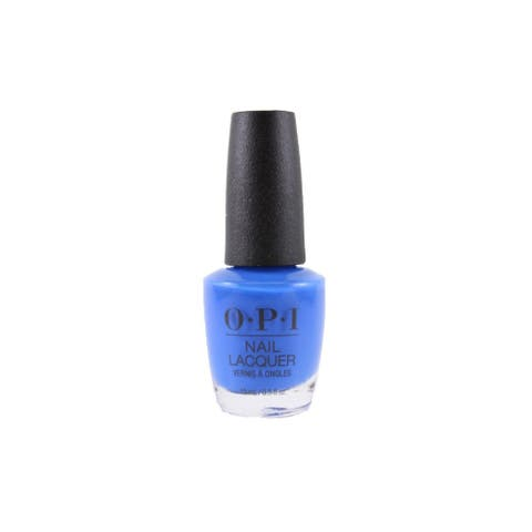 OPI Nail Lacquer Lisbon Collection Tile Art to Warm Your Heart