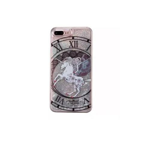 Liquid Glitter Unicorn Case