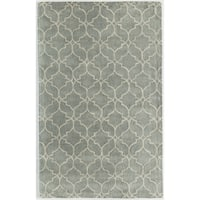 Vista Modern Farmhouse Trellis Area Rug - 8' x 10'