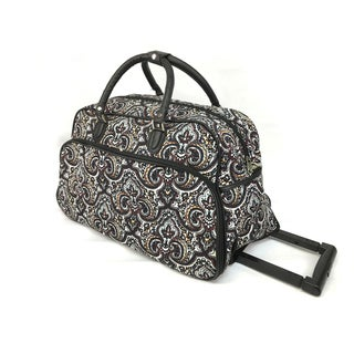 Shop World Traveler Boutique Collection 21-Inch Rolling Upright ... b07a8fcd3b