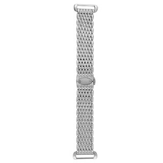 Fendi Women's 'Selleria' BR8153 Stainless Steel Bracelet